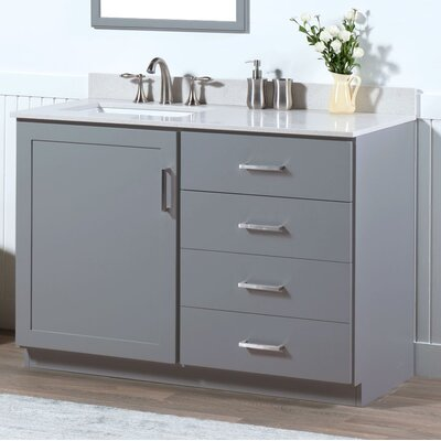 Sterling 48 Bathroom Vanity Base