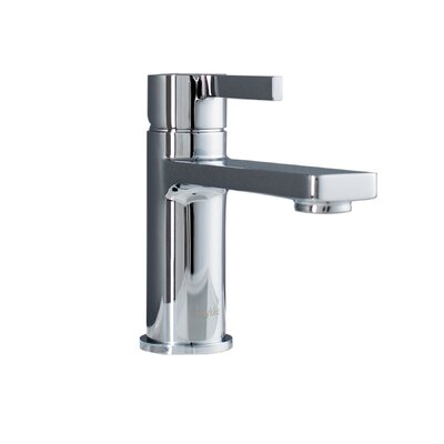 Friedrich Single Handle Bathroom Faucet Finish: Polished Chrome