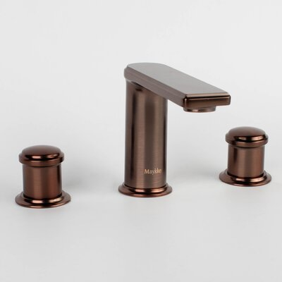 Arminius Widespread Bathroom Faucet Finish: Oil Rubbed Bronze