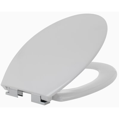 Clova Elongated Hard Toilet Seat