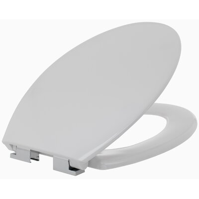 Alford Elongated Hard Toilet Seat