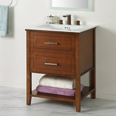 Bickerstaff Single Bathroom Vanity Set Size: 33.31'' H x 24.5