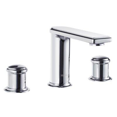 Arminius Widespread Bathroom Faucet Finish: Polished Chrome