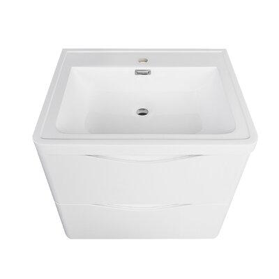 Quiroga 24 Single Bathroom Vanity Set
