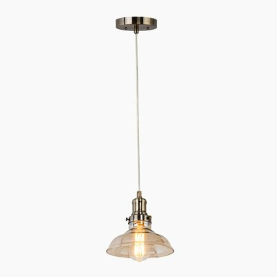 Fonda 1-Light Mini Pendant