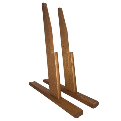 Floor Stand Wood Finish: Medium Oak