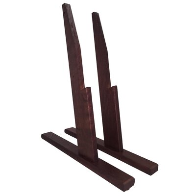 Floor Stand Wood Finish: Dark Red Mahogany