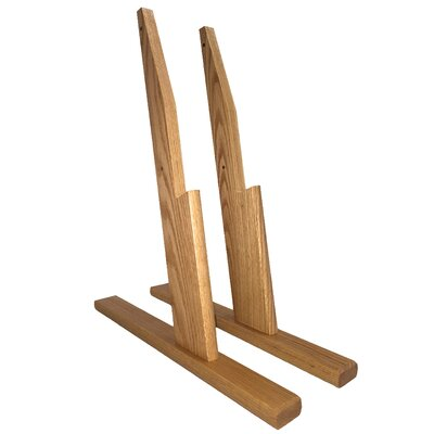 Floor Stand Wood Finish: Light Oak