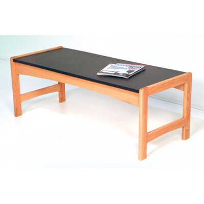 Dakota Coffee Table Color: Light Oak