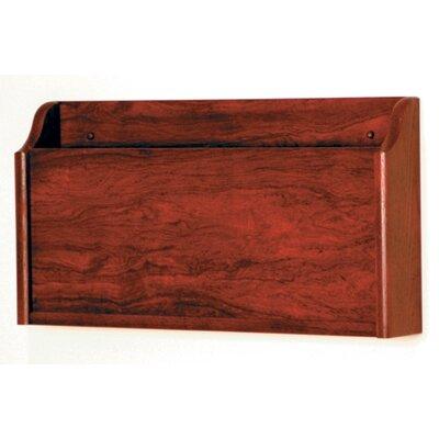 X-Ray Holder Wood Finish: Dark Red Mahogany