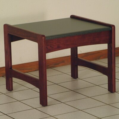 Contemporary End Table Finish: Mahogany