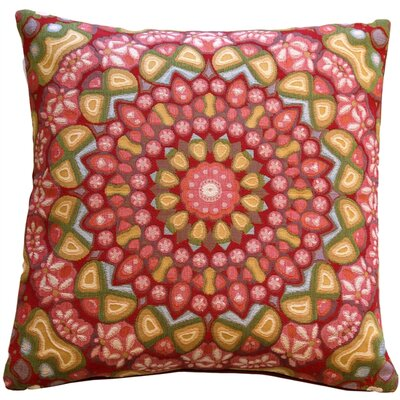 Hafsa Kaleidoscope Throw Pillow