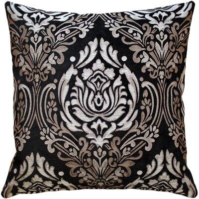 Bulpitt Throw Pillow Color: Black