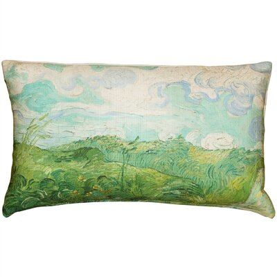 Bullion Wheat Fields Lumbar Pillow