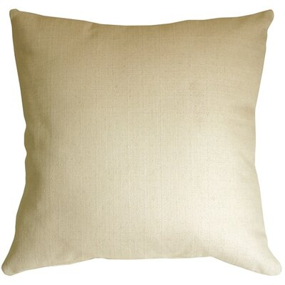 Flora Broad Weave Throw Pillow