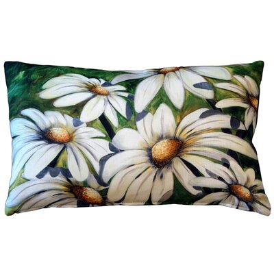 Dumbarton Daisy Indoor/Outdoor Lumbar Pillow