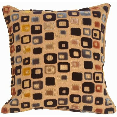 Otisco Throw Pillow Color: Blues