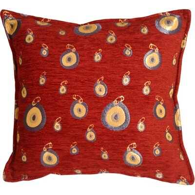 Franklin Target Throw Pillow
