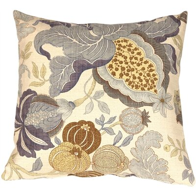 Olsen Throw Pillow Color: Blue