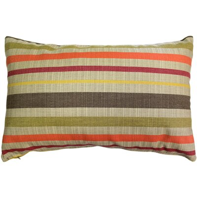 Solano Fiesta Indoor/Outdoor Sunbrella Lumbar Pillow