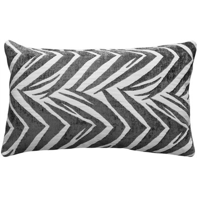 Higgins Lumbar Pillow Color: Gray