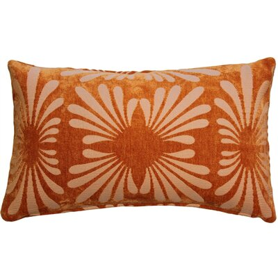 Anmoore Lumbar Pillow Color: Orange