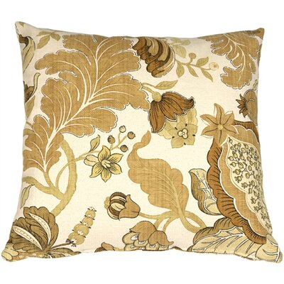 Olsen Throw Pillow Color: Yellow