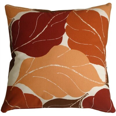 Li Throw Pillow Color: Red