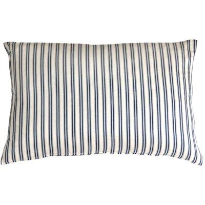 Aurora�Ticking Cotton Lumbar Pillow