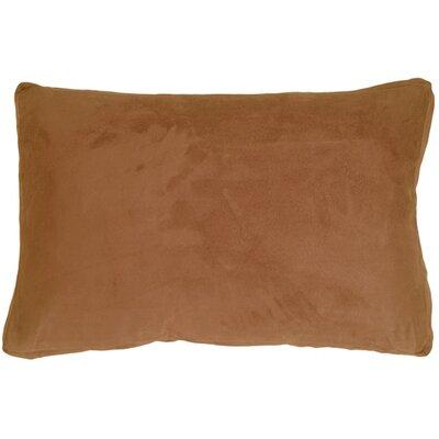 Chilverton Edge Lumbar Pillow Color: Camel