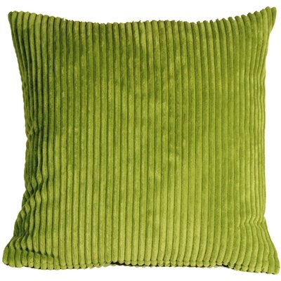 Luciana Throw Pillow Size: 22 H x 22 W x 7 D, Color: Green