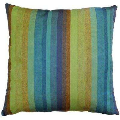 Astoria Lagoon Indoor/Outdoor Sunbrella Throw Pillow