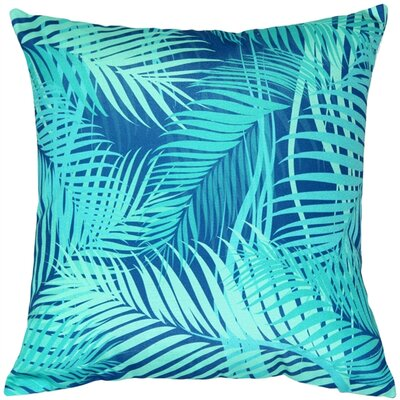 Fallsburg Palm Throw Pillow