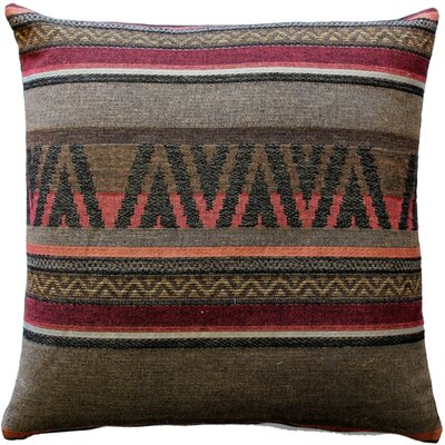 Courbevoie Stripes Throw Pillow