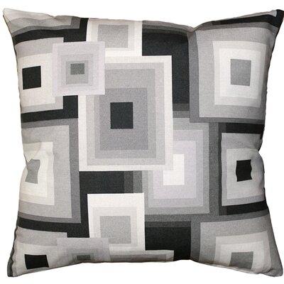 Marquis Cotton Throw Pillow Size: 17 H x 17 W x 5 D