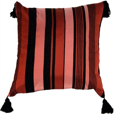 Foxborough Stripes Throw Pillow