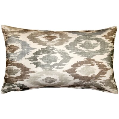 Valverde Sand Cotton Lumbar Pillow