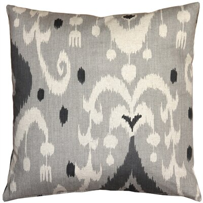 Vanauken Throw Pillow Color: Gray