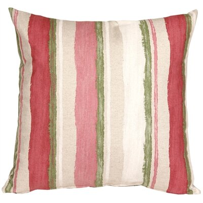 Charley Stripes Throw Pillow