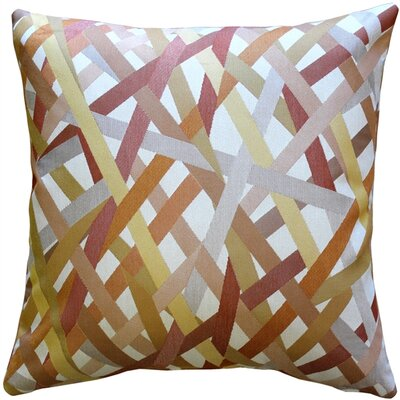 Perinton Streamline Throw Pillow