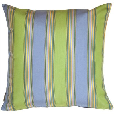 Osceola Limelite Outdoor Sunbrella Throw Pillow