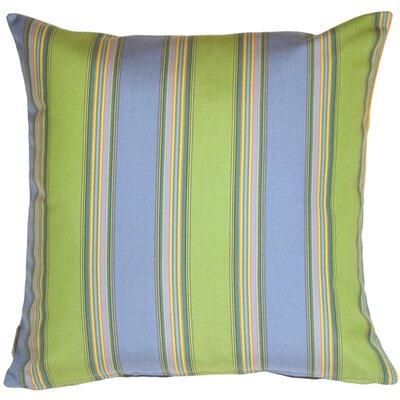 Bravada Limelite Outdoor Sunbrella Throw Pillow
