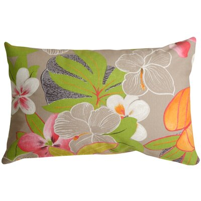 Fleming Floral Lumbar Pillow