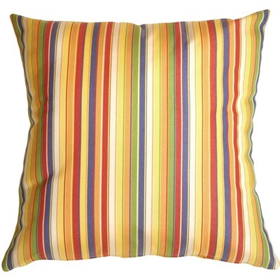 Ossian Stripes Indoor/Outdoor Sunbrella Throw Pillow