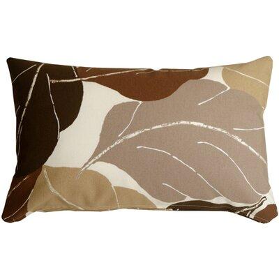 Medford Lumbar Pillow Color: Brown