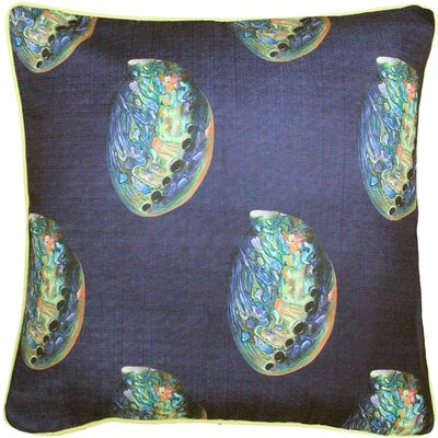 Vallo Abalone Large Scale Throw Pillow