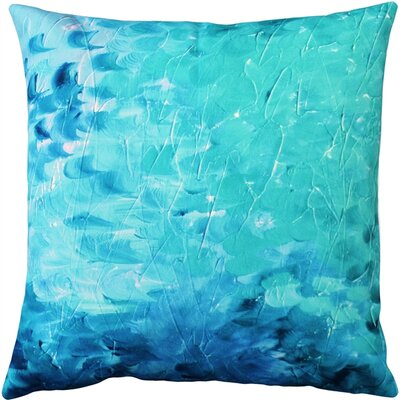 Vandervort Reflecting Pool Throw Pillow