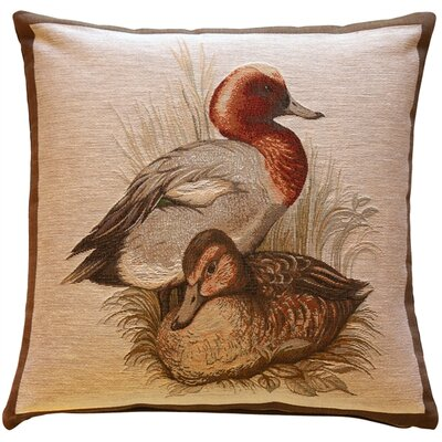 Cradlerock Ducks Throw Pillow