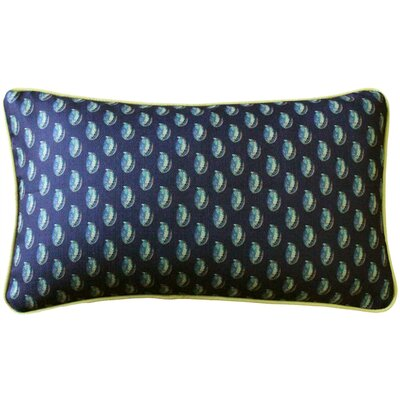 Vallo Abalone Tiny Scale Lumbar Pillow
