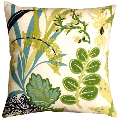 Abbott Outdoor Pillow Color: Aquarium